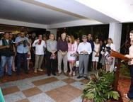 Solenidade Exposição Da Terra Brasilis à Aldeia Global