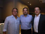 Ricardo Bacelar Edson Neto e Rodrigo Barroso