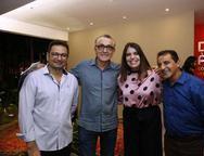 Wagner Rocha, Candinha Grazielle, Chico Alberto e Murilio Maia