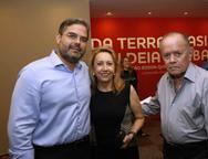 Edson Neto Mana e Pedro Saraiva Leão