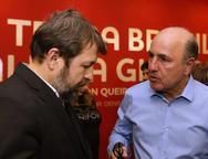 Elcio Batista e Silvio Frota