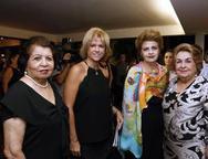 Edyr Rolim, Andrea Juaçaba, Ana Virginia e Silvia Diogo