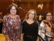 Maria do Carmo Vasconselos, Lenita Verissimo e Alaisa Covas