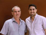 Tarquisio e João Pimentel