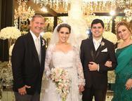 Silvio Campos Junior, Luciana Cateb, Rafael Benevides  e Sandra Cateb