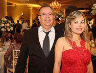Lineu Juc� e Camila Arruda
