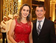 Aline Salmito e Helder Bezerra