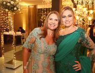 Ruth Matos e Sandra Cateb