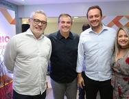 Edson Barbosa, Ricardo Bezerra, Adriano Nogueira e Alessandra Barbosa