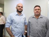 Júnior Soares e Adalberto Silva