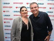 Vera e Ricardo Bezerra