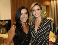 Roberta Moraes e Michelle Aragão