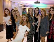 Mariana Dantas, Roberta Moraes, Sakie Brookes, Michelle Aragão, Adriana Miranda, Maíra silva e Eveline Fujita