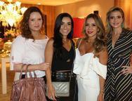 Mariana Dantas, Roberta Moraes, Sakie Brookes e Michelle Aragão