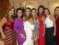 Patrícia Macedo, Liliana Linhares, Sakie Brookes, Liliana Diniz, Alexandra Pinto, Sandra Machado e Hilda Pamplona