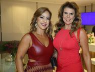 Patrícia Macedo e Alexandra Pinto