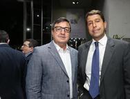 Danilo Forte e Rony Arruda