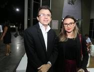 Ger�nimo Ivo e Dalila Castro