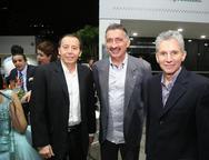 Ildefonso Rodrigues, Artur Bruno e P�dua Lopes