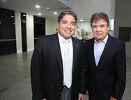 Leandro Vasques e Jorge Parente