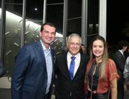 Josbertini Clemetino, Paulo Cesar Nor�es e Liana Fujita