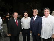 Jos� Valdo, Victor Laprovitera, Marcelo Mota e Totonho Laprovitera