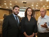 Alex Azulai, Albaniza Dummar e Pedro Henrique Antero