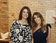 Camilla Arruda e Raquel Machado
