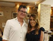 Hugo e Raquel Machado