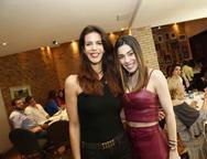 Juliana Cordeiro e Mayra Farias