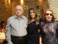 Paulo Ramos, Raquel Machado e Socorro Ramos