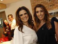 Niedja Bezerra e  Raquel