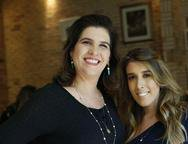 Nicole Albuquerque e Raquel Machado