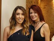 Raquel Machado e Suzane Farias