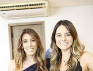 Raquel e Tatiana Cavalcante