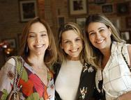 Ana Paula, Lilian Porto e Jeritza Gurgel