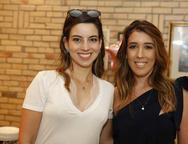 Ticiana Parente e Raquel Machado