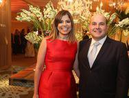 Carol Bezerra e Roberto Cláudio