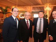 Gilberto Barroso, Ananias Magalhães, Francisco Everto e Luiz Antônio