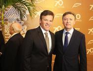 Ferruccio Feitosa e Mauricio Filizola