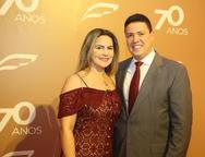 Karina e Alex Nogueira