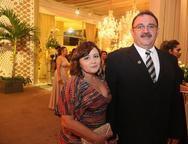 Luziene Sousa e Afonso Junior