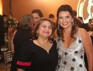 Maria Vital e Márcia Travessoni
