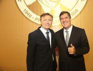Mauricio Filizola e Luiz Gastão Bittencourt