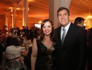 Nicole Barbosa e Luiz Gastão Bittencourt