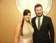 Raquel e Rodrigo Leite
