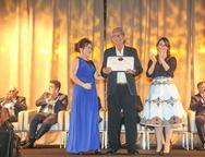 Regina Pinho, Espedito Seleiro e Patricia Paiva