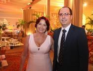 Rose Castelar e Gilberto Barroso