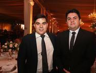 Thiago Pinho e Josias Júnior