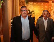 Samuel Júnior e Vicente Arruda
